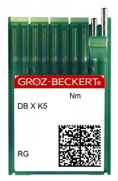 DB x K5 RG – 100 St.